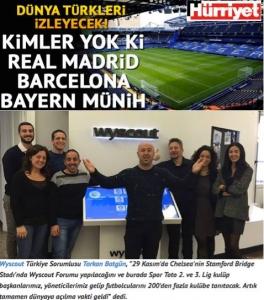 News and Interviews with Tarkan Batgun